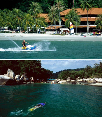 Pangkor Island Beach Resort Photos collections