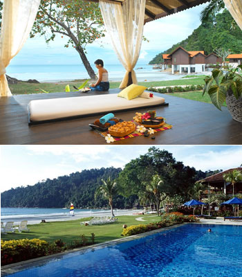 Pangkor Island Beach Resort Spa