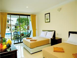 Pangkor Sandy Beach Resort Super Delux Room